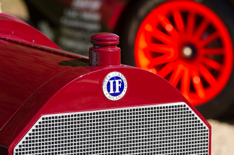 1909 Isotta Fraschini Tipo A FENC