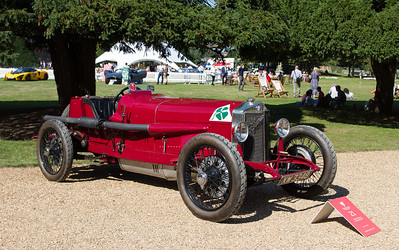 1924 - Alfa Romeo RL Targa Florio