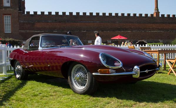 1961 - Jaguar E-Type Series 1