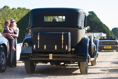1929 - Rolls-Royce Phantom Riviera Town Brougham
