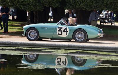 1953 - Austin-Healey 100 Special Test Car