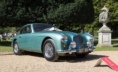 1953 - Aston Martin AM DB 2/4 Coupé