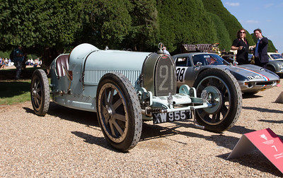 1925 - Bugatti Type 35 Grand Prix Two-Seater