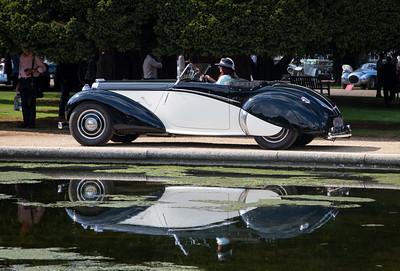 1938 - Lagonda V-12 Rapide Coupé