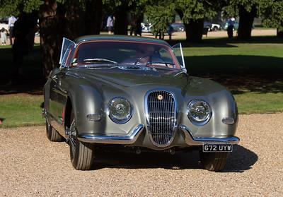 1954 - Jaguar XK120 Pinin Farina Coupé