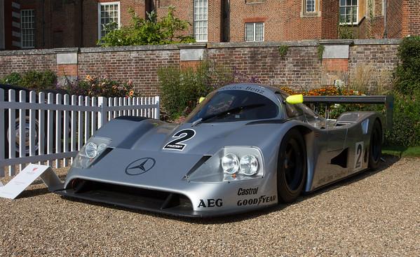 1990 - Sauber Mercedes-Benz C11