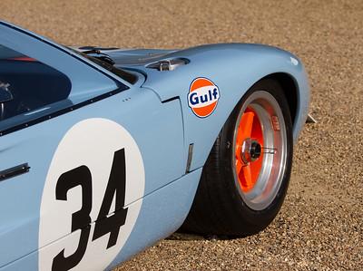 1968 - Ford GT40 Mk I