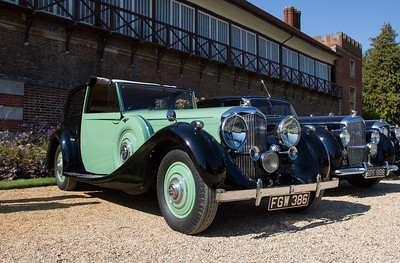 1938 - Bentley Derby
