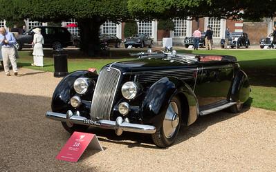 1936 - Lancia Astura Bocca Cabriolet