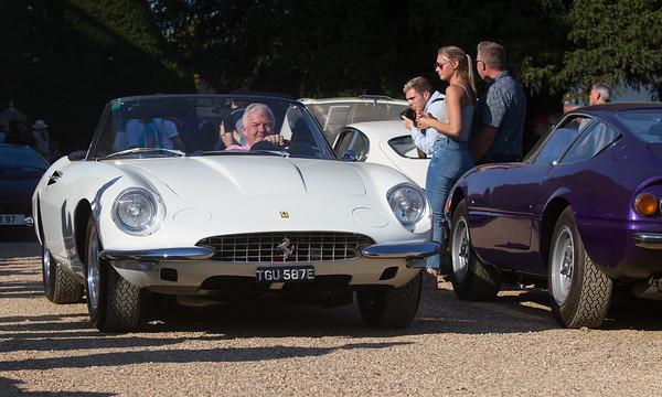 1967 - Ferrari 365 California Spyder