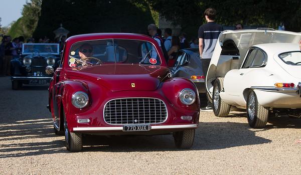 1949 - Ferrari 166 Inter Superleggera