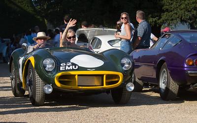 1954 - Aston Martin DB3S Sports Racing