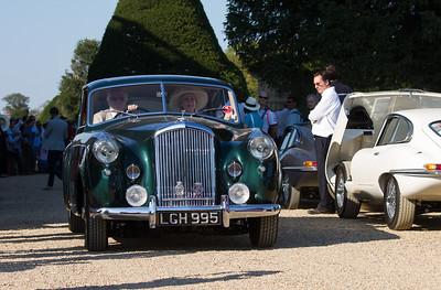 1949 - Bentley Mk VI Lightweight Coupé
