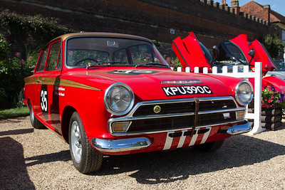 1965 - Ford Lotus Cortina