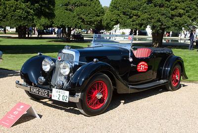 1937 - Aston Martin 15/98 Long Chassis Tourer