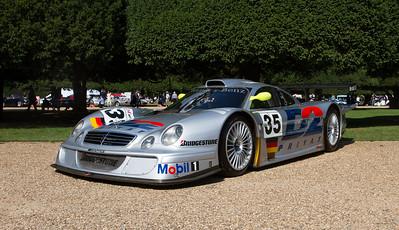 1998 - Mercedes Benz CLK GTR LM