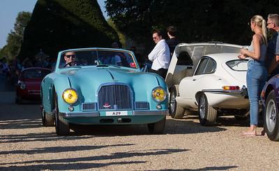1950 - Aston Martin DB2 DHC 1st Sanction