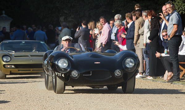 1955 - Jaguar D-Type