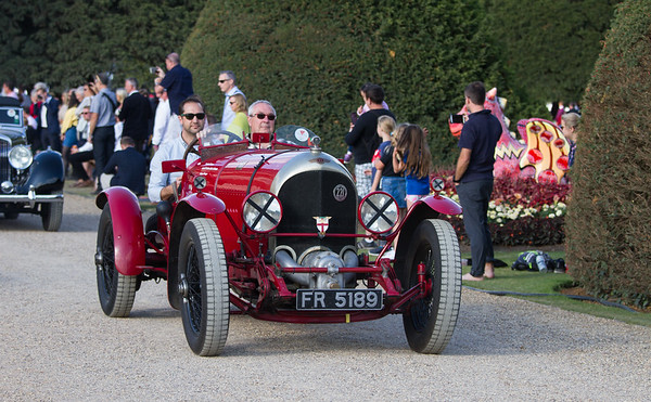 1923 - Bentley 3-Litre Supercharged