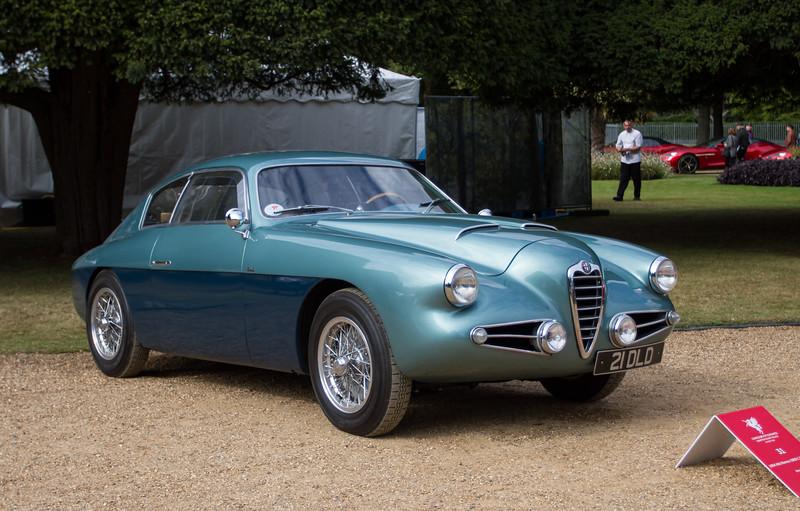 1954 - Alfa Romeo 1900 C SS Zagato