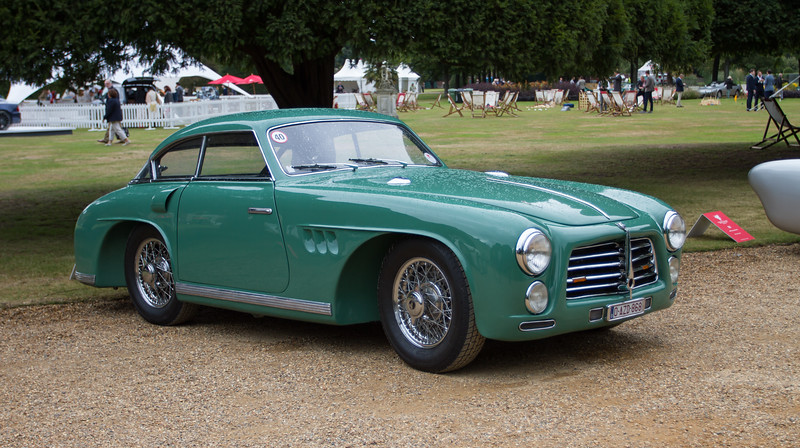 1951 - Pegaso Z-102 Berlinetta Prototype ENASA