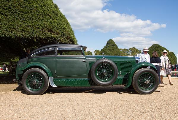 1930 - Bentley Speed Six Gurney Nutting Sportsman's Coupe 'Blue Train'