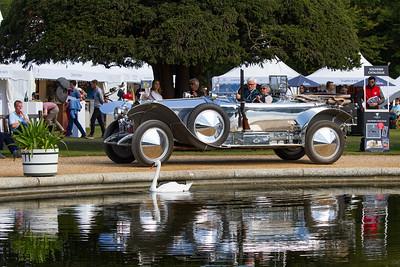 1919 - Rolls-Royce 40/50hp Silver Ghost Baker Polished Torpedo Skiff High Speed Alpine Eagle