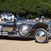1919 Rolls-Royce 40/50hp Silver Ghost Baker Polished Torpedo Skiff High Speed Alpine Eagle
