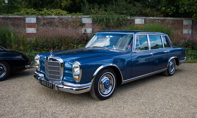 1964 - Mercedes-Benz 600 Grosser