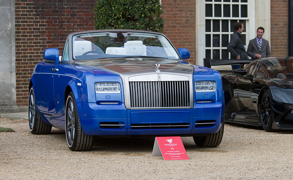 2016 - Rolls-Royce Phantom VII Drophead Coupe