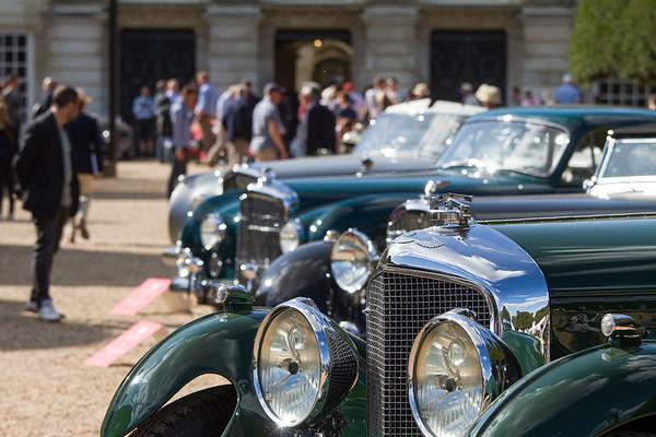 Line of Bentley's