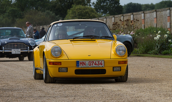 1987 - Ruf CTR 'Yellow Bird'