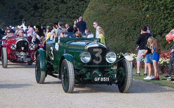 1930 - Bentley Speed Six 'Old No. 3'