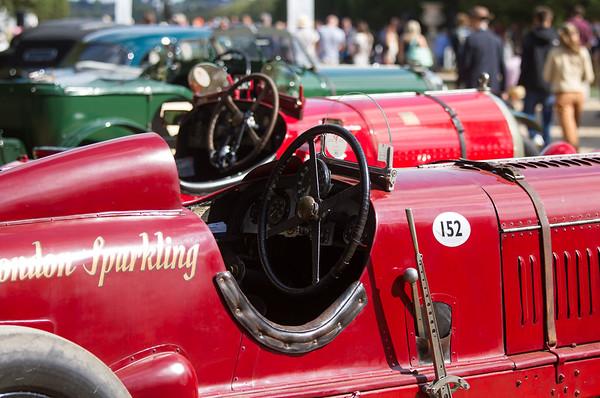 1929 Bentley 4 Litre Single Seater Bentley Blower No 1