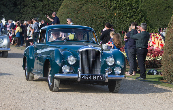 1955 - Bentley R-Type Continental Coupé by Franay