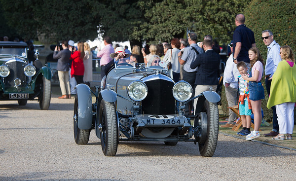 1929 - Bentley Speed Six 'Old No. One'