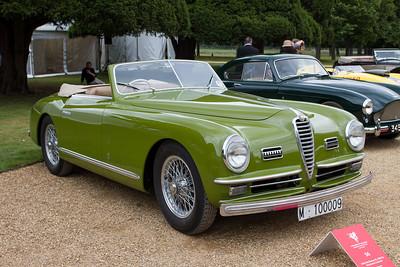 1948 - Alfa Romeo 6C-2500 SS Pininfarina Cabriolet