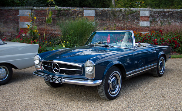 1966 - Mercedes-Benz 230SL