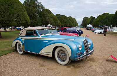 Concours of Elegance 2019 - Hampton Court Palace