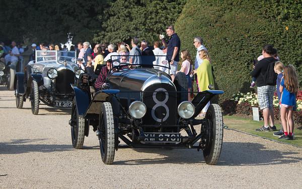 1922 - Bentley 3-Litre 'Le Mans' Tourer