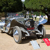 1919 Rolls-Royce 40/50hp Silver Ghost Baker Polished Torpedo Skiff High Speed Alpine Eagle