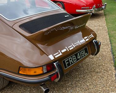 1973 - Porsche 911 Carrera RS 2.7
