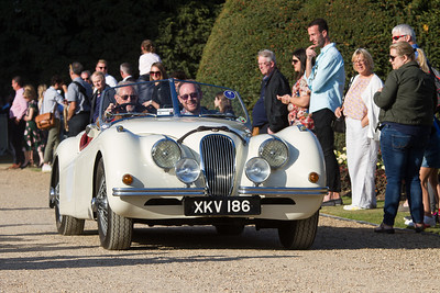 1950 - Jaguar XK120 OTS