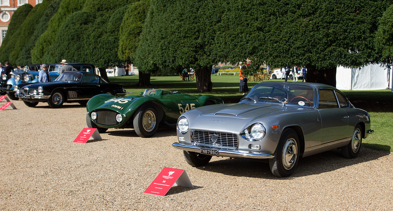 1965 Lancia Flaminia SS Zagato