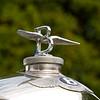 Bentley Horizontal Winged Flying B Mascot