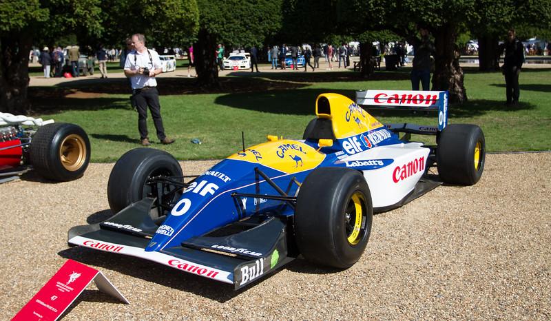1993 Williams-Renault FW15C
