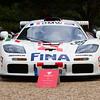 1996 McLaren F1 GTR 016R Le Man