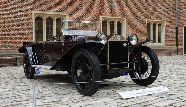 1924 Lancia Lambda 3rd Series Torpedo