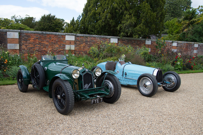 1933 Alfa Romeo 8C 2300 Monza / 1934 Bugatti Type 59