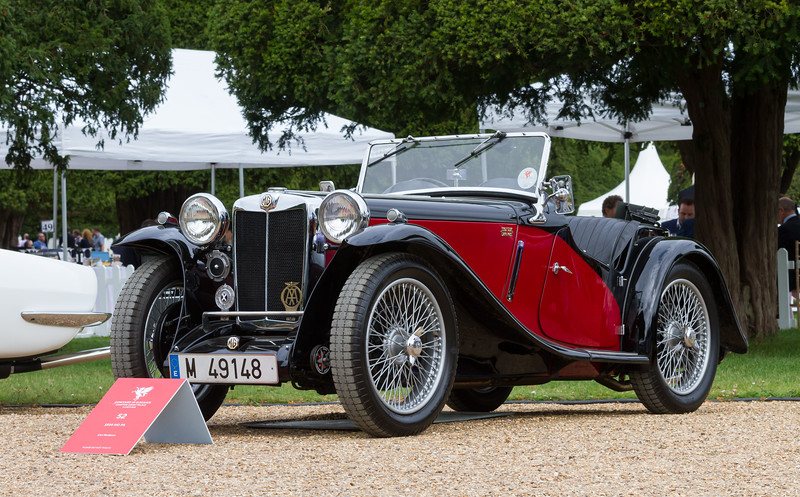 1934 - MG PA